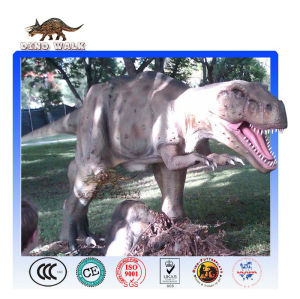 Animatronic Megalosaurus Model