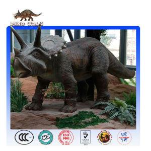 Mini Triceratops Model