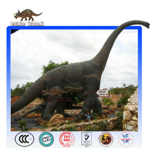 نموذج الديناصور متحركالنحت