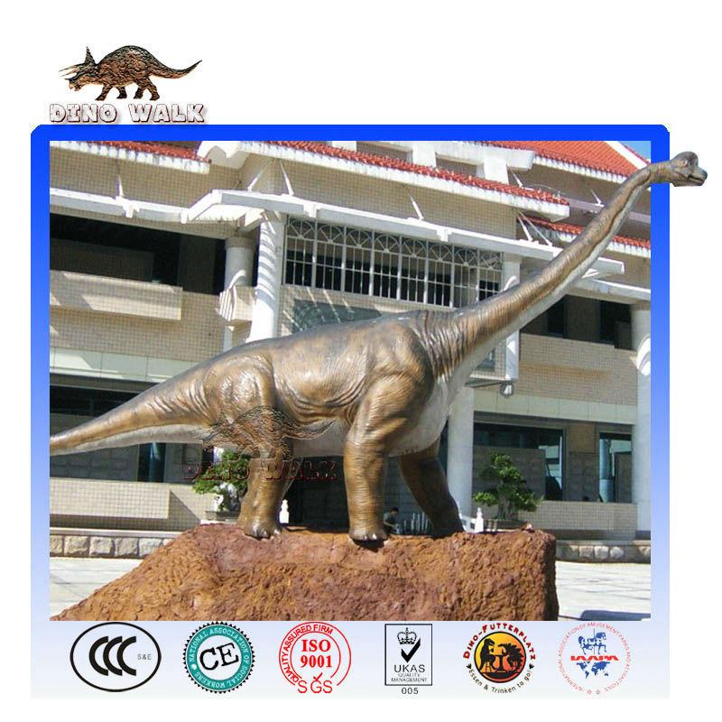 Animatronic Camarasaurus