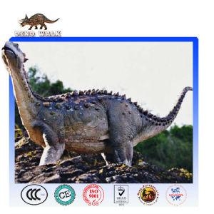 Animatronic Scelidosaurus Model
