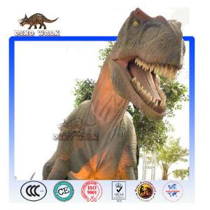 Life Size Allosaurus Model