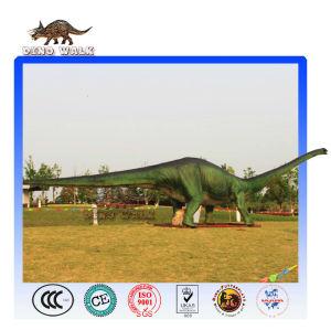 نموذج بالحجم الطبيعي mamenchisaurus
