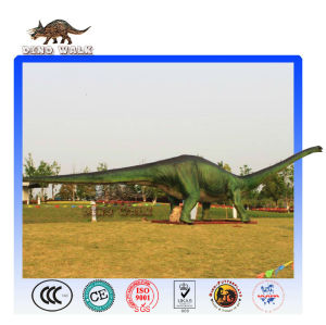 Life Size Mamenchisaurus Animatronic dinosaur