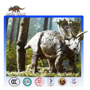 Albertaceratops Animatronic