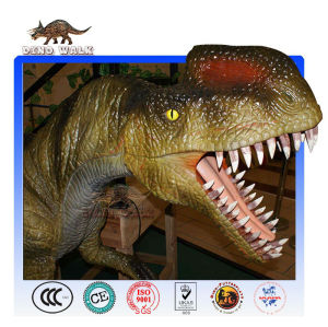 Allosaurus Head Animatronic