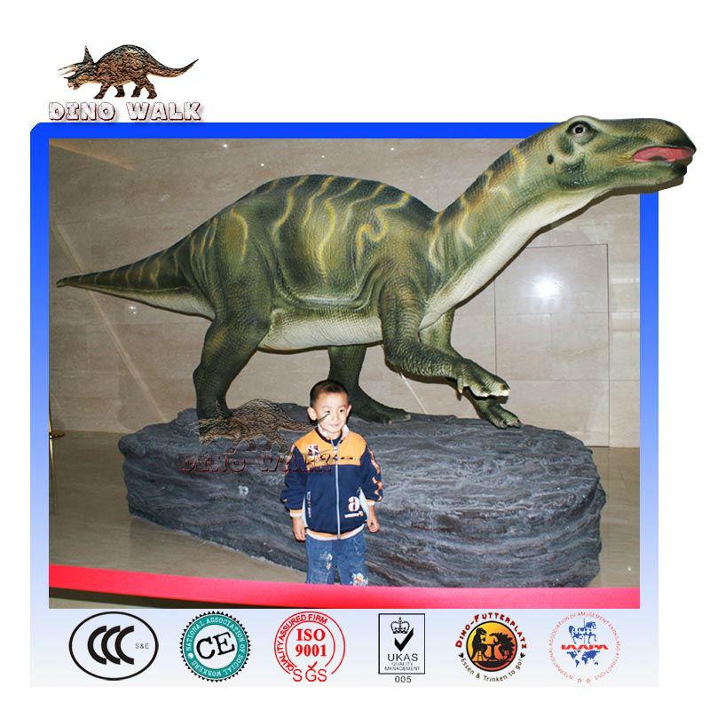 ديناصور متحرك المعدات