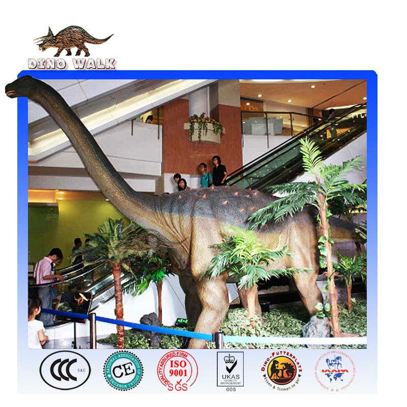 متحف الديناصور المعدات