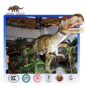 Life Size Jurassic Dinosaur Model