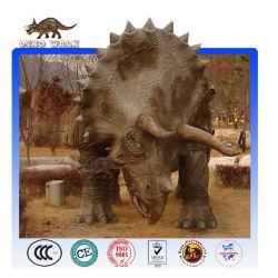 ديناصور متحرك زينة في الهواء الطلق