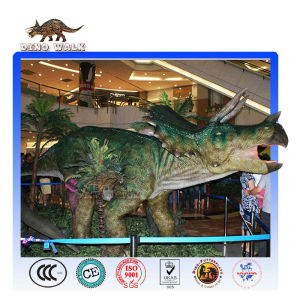 Shopping Mall Jurassic Exhibits