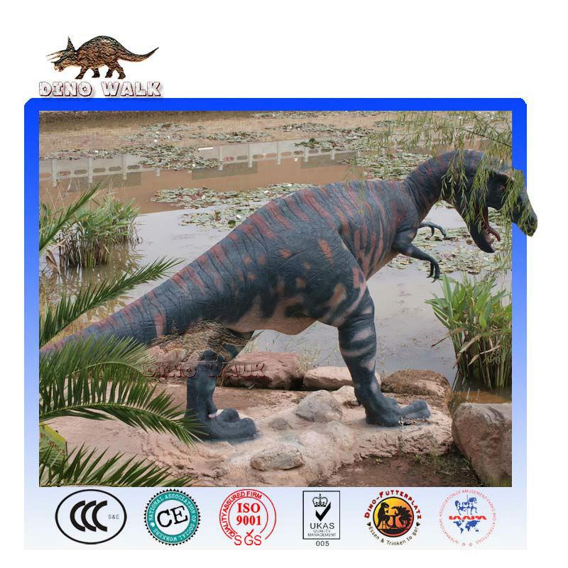 نموذج ديناصور آكلة اللحوم