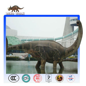 Lifelike Jurassic Dinosaur Model