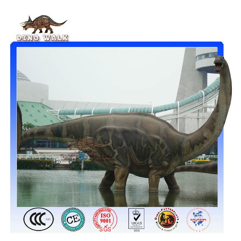 الديناصور الجوراسي نموذج نابض بالحياة