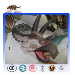زخارف رئيس ديناصور الروبوتية