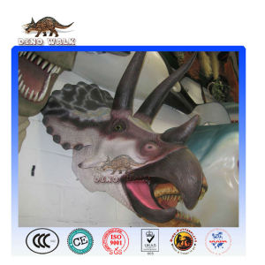 Robotic Dinosaur Head Decorations
