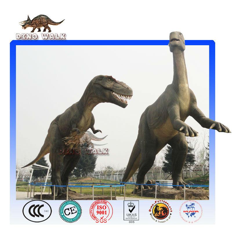 Huge Dinosaur Replica