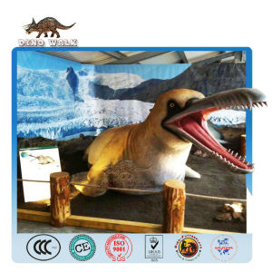 Prehistoric life animatronic animal
