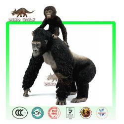 نابض بالحياة والطفل متحرك حيوان انسان الغاب