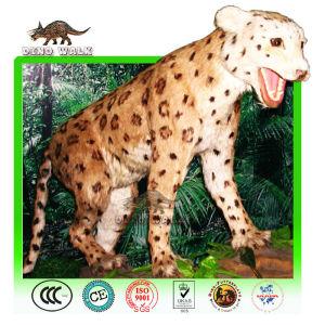Life Size Animatronic Leopard