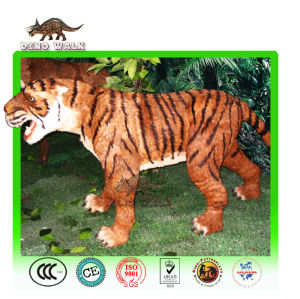 Rainforest Animatronic Tiger
