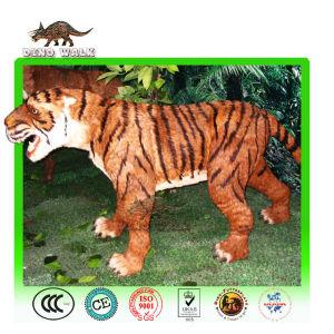 Rainforest Animatronic Tiger
