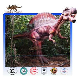 Real Size Moving Dinosaur Model
