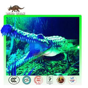 الحياة حجم متحرك تمساح