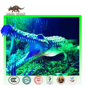 Life Size Animatronic Crocodile