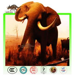 متحركالنحت الفيل الأفريقي