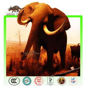 African Animatronic Elephant