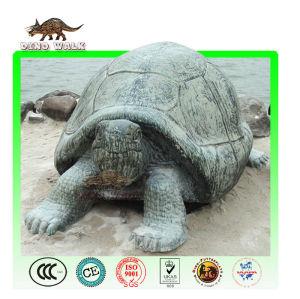 Life Size Fiberglass Animal Sculpture