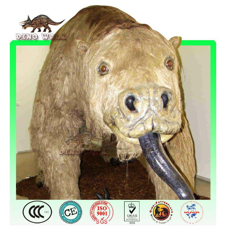 حيوان متحرك متحف عصور ما قبل التاريخ