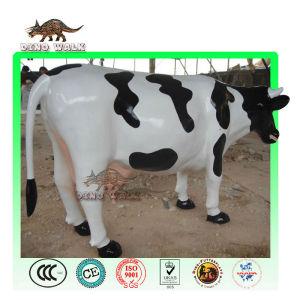Fiberglass Cow Statue