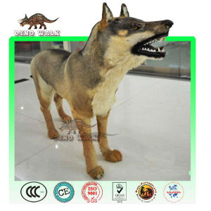 Animatronic Wolf for Shopping Mall