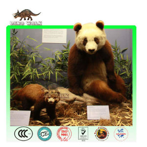 Museum Animatronic Panda Model