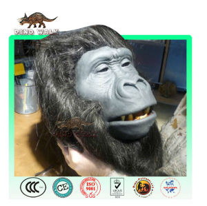 Animatronic Baboon Head