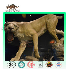 Animatronic Cougar Specimen