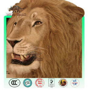 Animatronic Lion Head