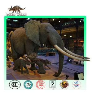 الاصطناعي النموذجي الفيل العينة