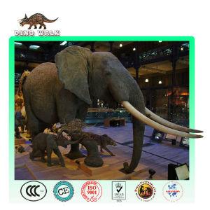 Artificial Elephant Model Specimen