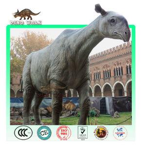 العصر الجليدي متحركالنحت paraceratherium