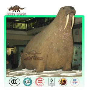 Life Size Animatronic Walrus