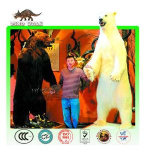 Life Size Animatronic Bear