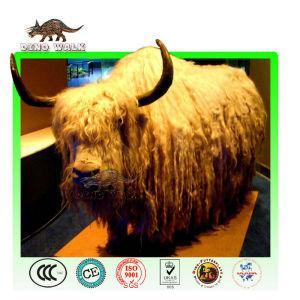 Life Size Animatronic Bull