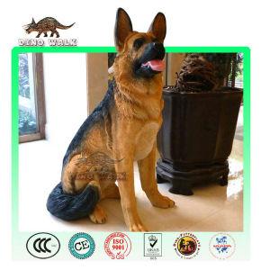 Animatronic Dog Model