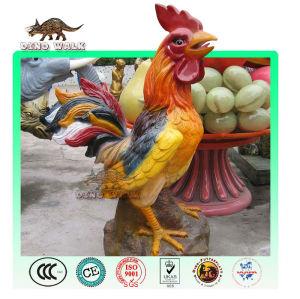 Fiberglass Cock Model