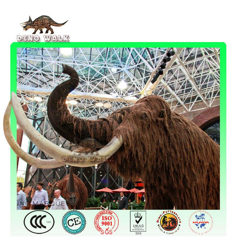Ice Age Animatronic Mammoth