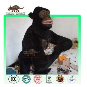Animatronic orang-utanin der fertigung
