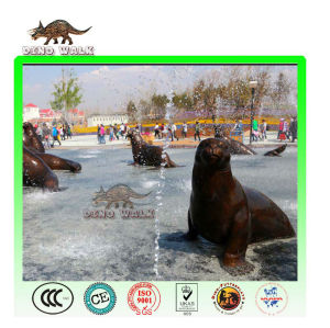 Fiberglass Animal Fountain
